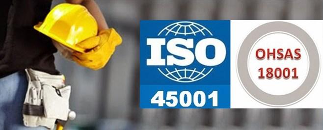 استاندارد ایزو ISO 45001