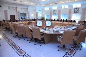 برگزاری جلسه مشاوره مدیریت تعالی سازمانی در ساختمان وزارت راه و شهر سازی