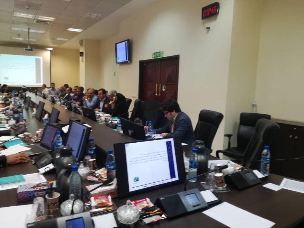برگزاری جلسه مدیریت استراتژیک جهت پیاده سازی سیستم های مدیریتی و بهبود فرآیندها در اداره کل بنادر دریانوردی بوشهر