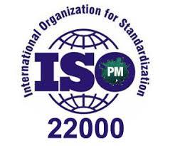 استاندارد ایزو ISO 22000 (سیستم مدیریت ایمنی مواد غذایی)
